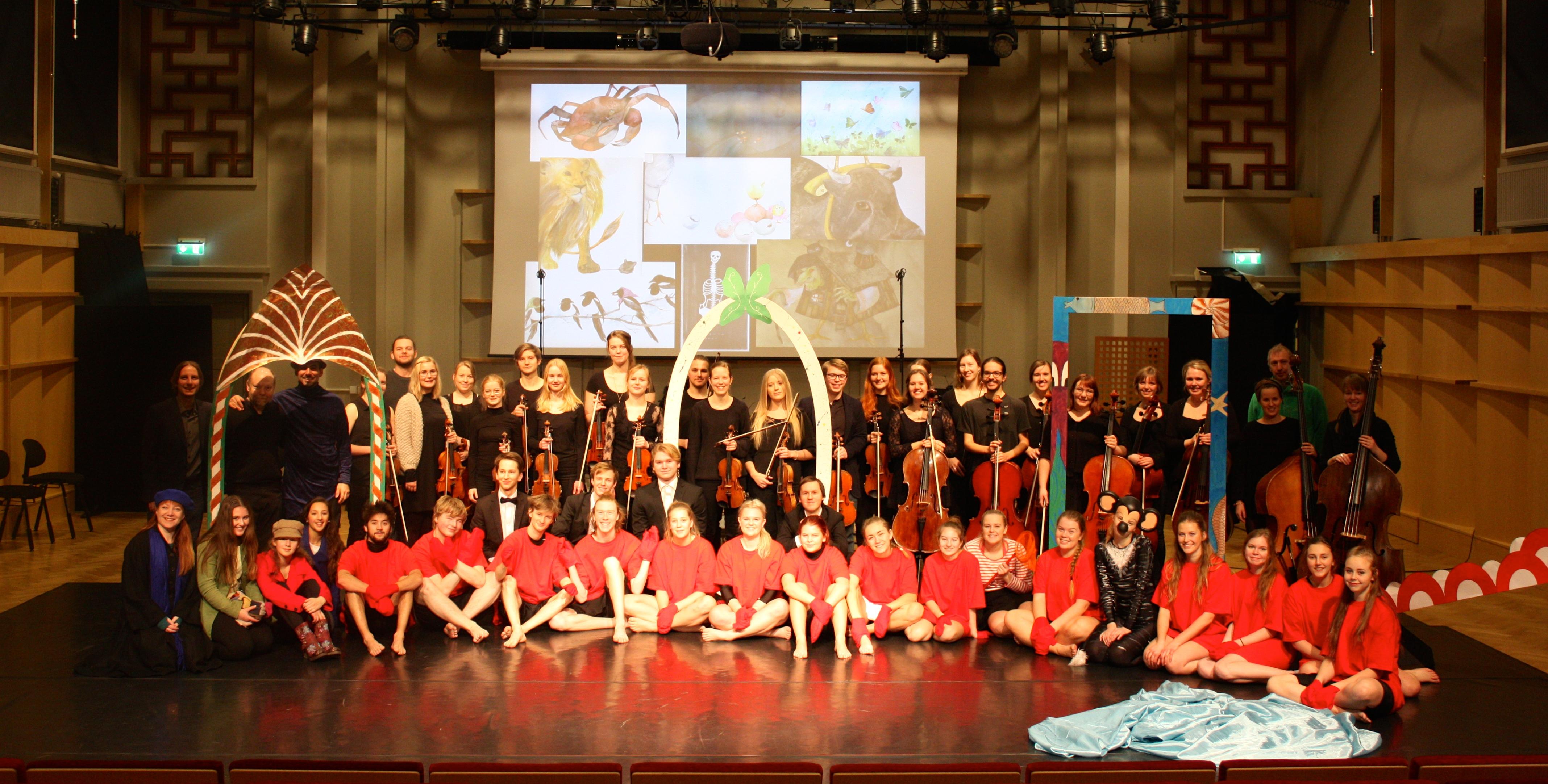 Musorgskij & Dans & Konserter för barn och ungdomar