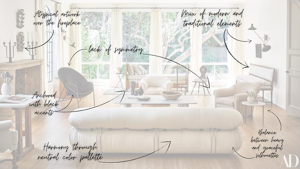 Learning design secrets of famous interior designers Nate Berkus and Jeremiah Brent