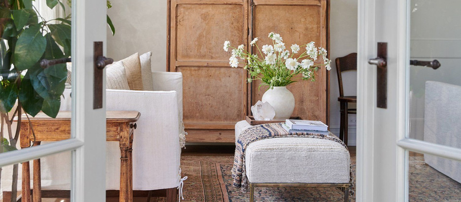 Anatomy of a Design -- Amber Lewis of Amber Interiors
