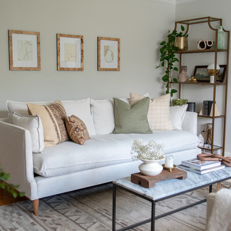 What to Hang on Your Walls - Tips from an Interior Designer