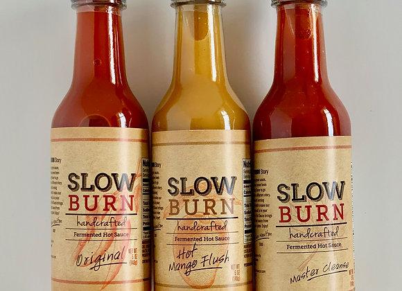 Slow Burn Trio