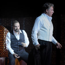 Don Carlo with Roberto Alagna (Opéra national de Paris, Vincent Pontet)