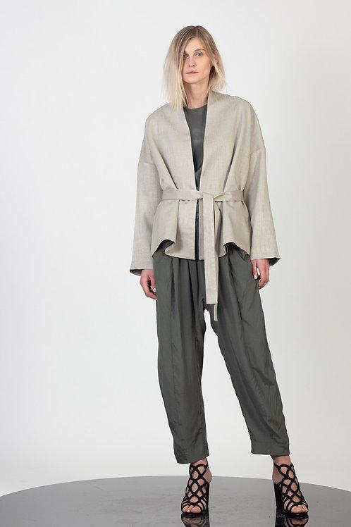 Box shape jacket