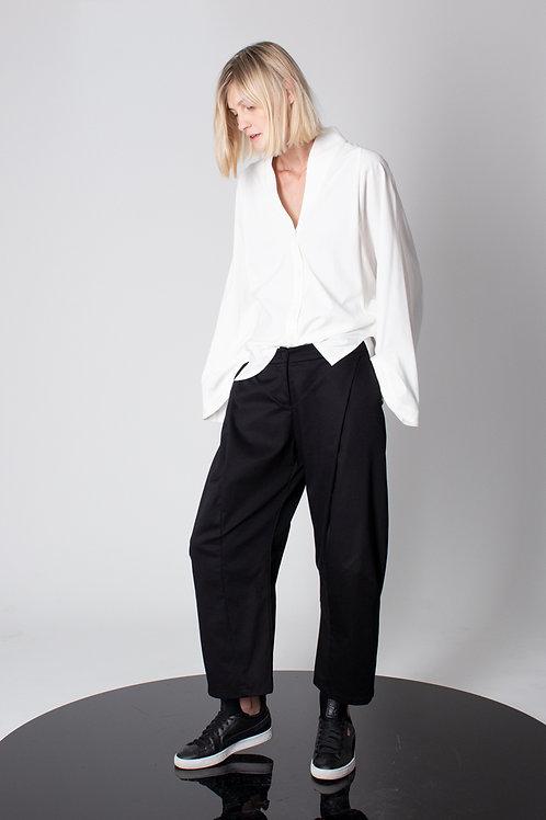 Swan neck shirt