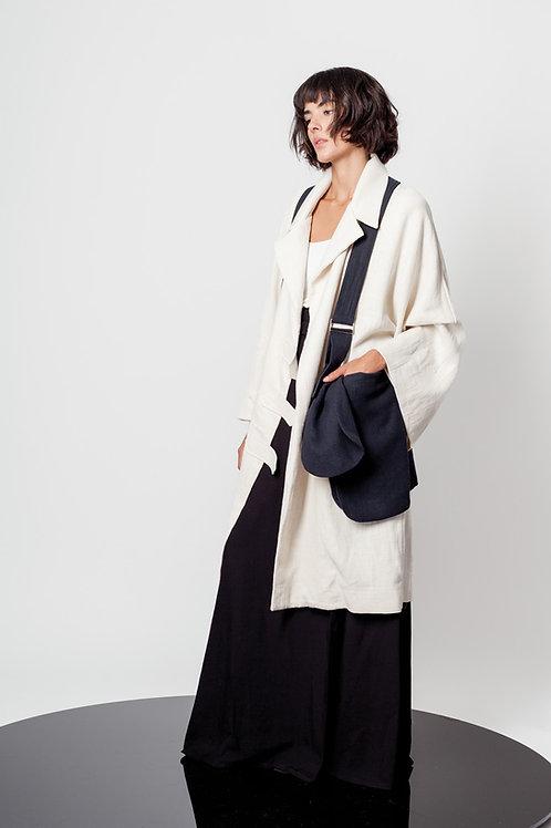 Loose summer coat