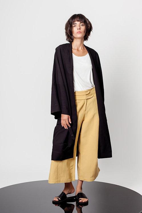Loose kimono