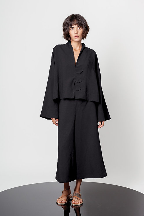 Cropped jupe cullote