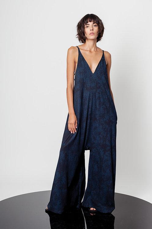 Comfy printed jumpsuit