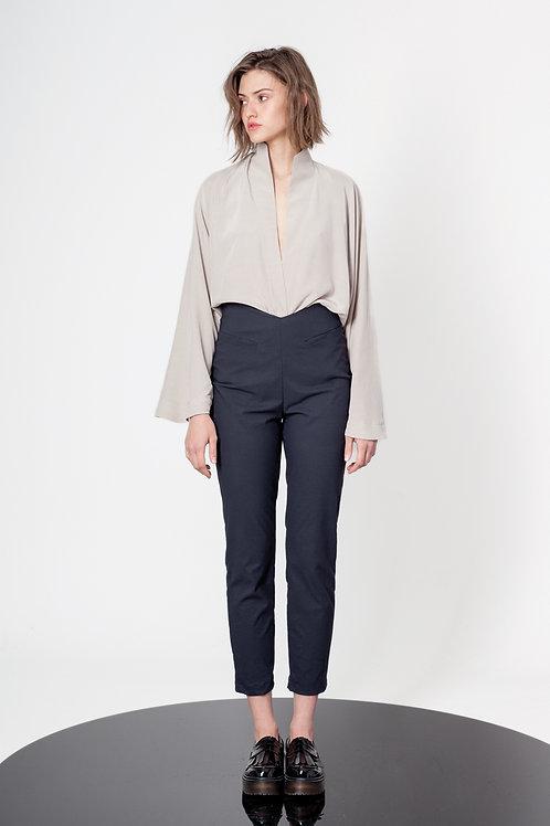 Full high waist skinny pants
