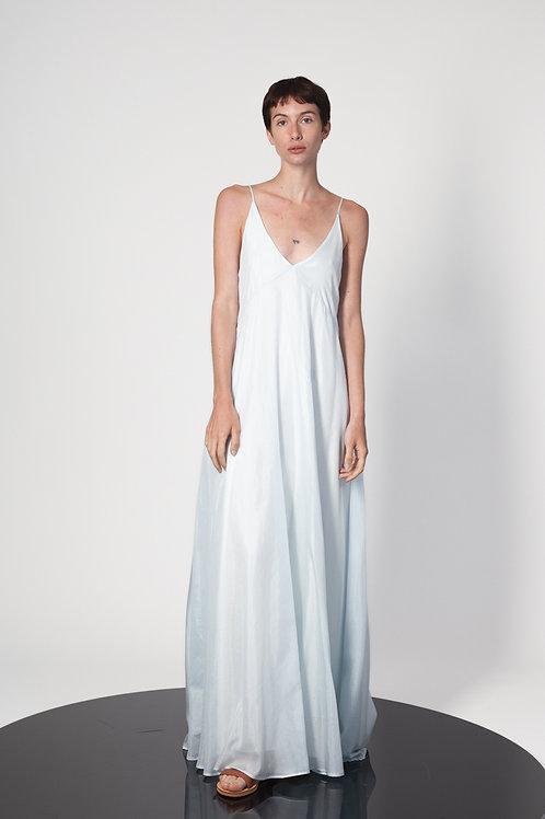 Maxi spaghetti strap dress