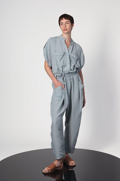 Pegged pants