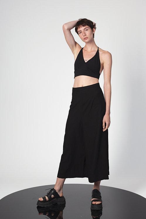 High waist Culotte
