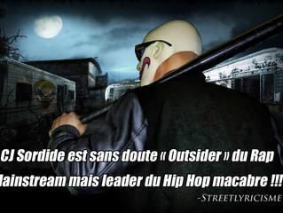 """""""Leader du hip hop macabre"""" Article par Streetlyricisme"""