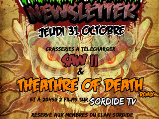 Newsletter Halloween