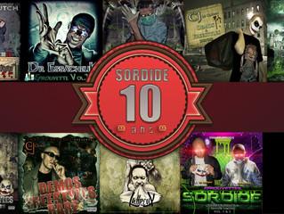 10 ANS DE SORDIDE RECORDS