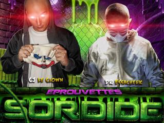 Eprouvettes Sordide Vol.1&2 en téléchargement gratuit !!