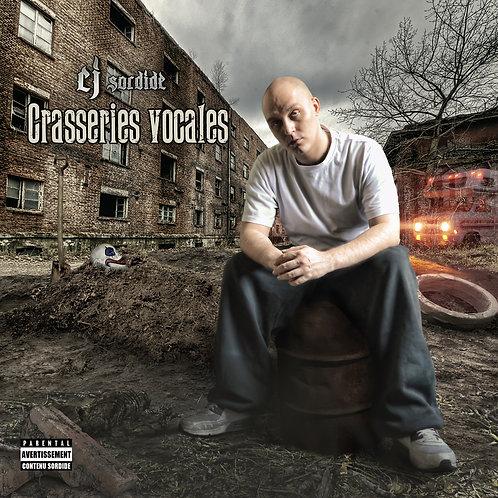 CRASSERIES VOCALES (version cd)