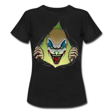 Tshirt CJ LE CLOWN