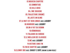 Tracklist White Album