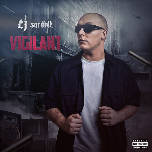 Vigilant Version CD