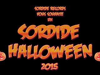 Sordide records vous souhaite un bon Halloween