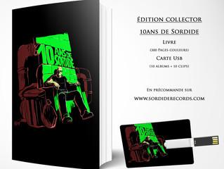 10 Ans de SORDIDE (Edition Collector)