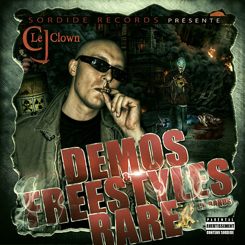 Demos & Freestyles Rare