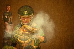 Varsity Catcher-double image