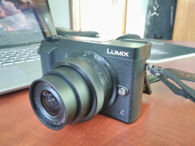 Arrivée du Lumix GX80 dit Léonard à Star And Us Communication !