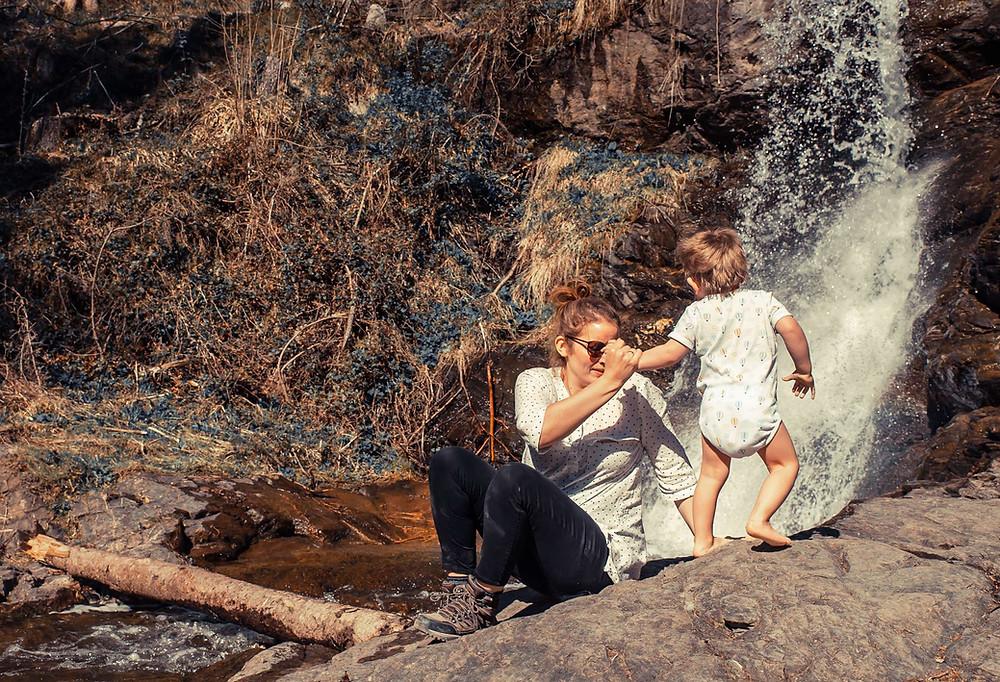 Wandern-mit-kindern-zillertal-schleierwasserfall
