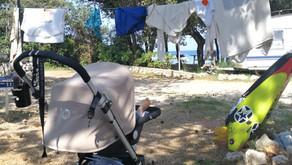 Camping mit Baby: Die besten Tipps