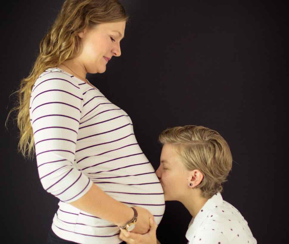 Mutter-Mutter-Kind