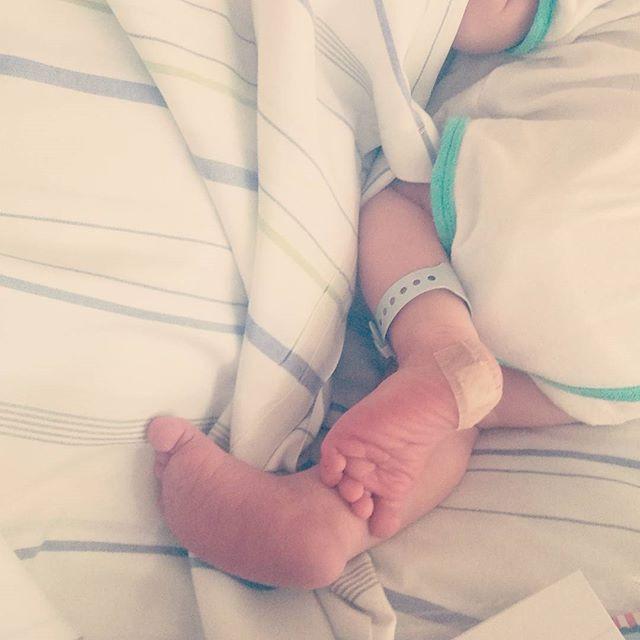 Mama Blog München Kruemel im Bett Kaiserschnitt
