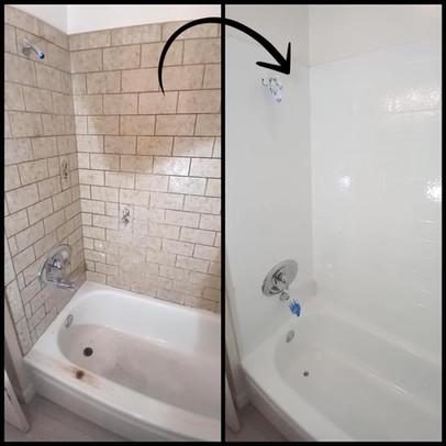 Bathtub and Tile