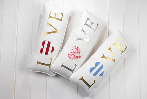 Love Heart Cushions