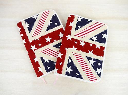 Stars & Stripes Union Jack Notebook