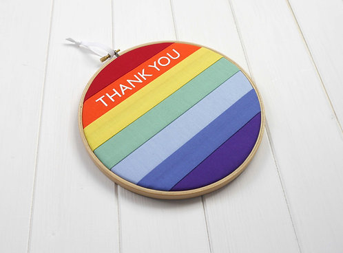 Rainbow Hoop