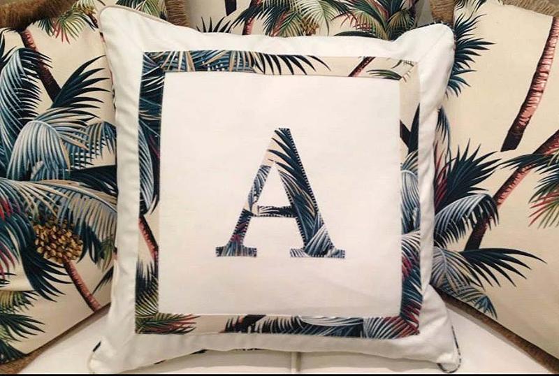 Verandah Living Mono Cushion
