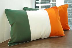 Irish Flag Cushion