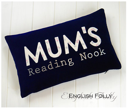 Reading Nook Cushion