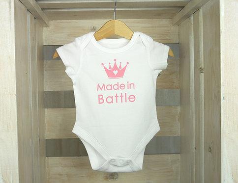 Princess Town Baby Grow