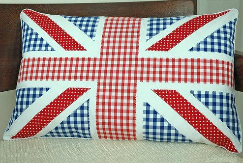 Royal Union Jack Cushion