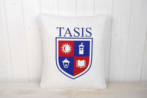 TASIS Logo Cushion