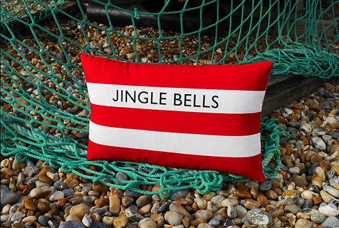 Cornish Folly Red Stripe Cushion