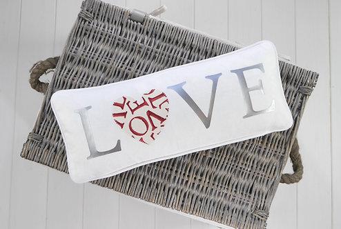 Emma Bridgewater Red Love Cushion