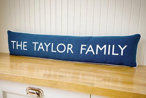 Long Family Cushion