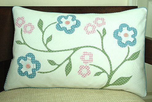 Daisy Chain Cushion