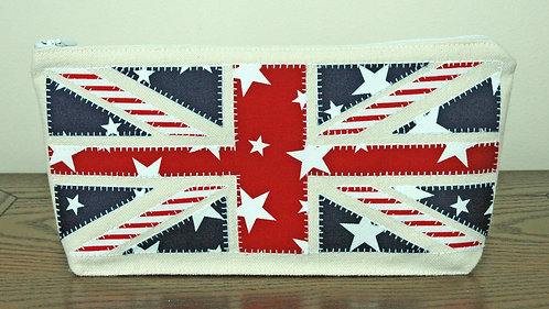 Stars & Stripes Union Jack Pencilcase