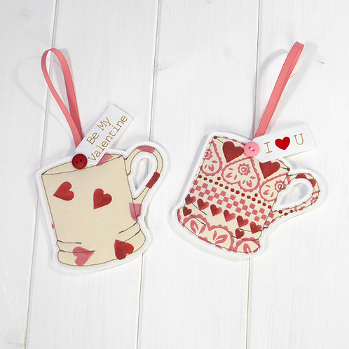 Emma Bridgewater Mug Valentine's Decorations