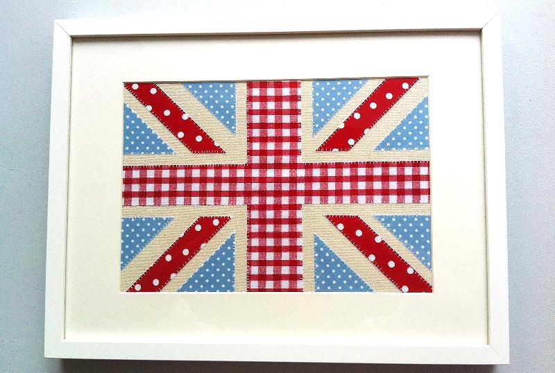 UK Framed Appliqué